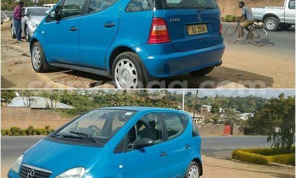 Buy Mercedes-Benz A-Class Blue Car in Limete in Malawi