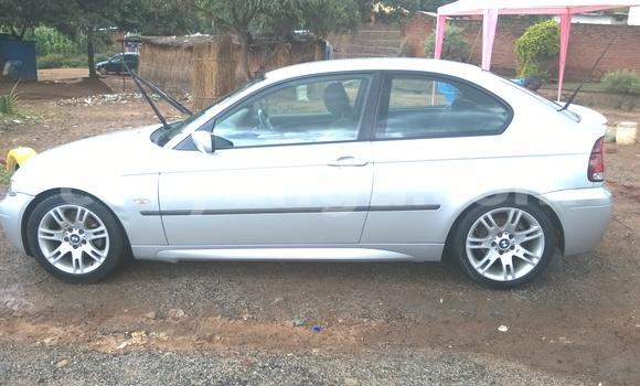 Buy BMW 3-Series Silver Car in Lilongwe in Malawi