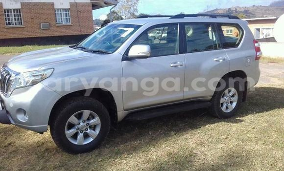 Buy Toyota Land Cruiser Prado Silver Car in Limete in Malawi