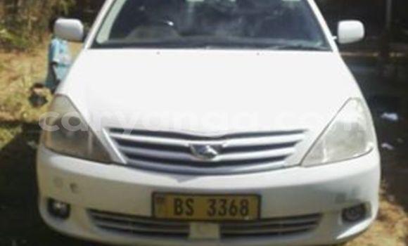 Buy Toyota 4Runner White Car in Kasungu in Malawi