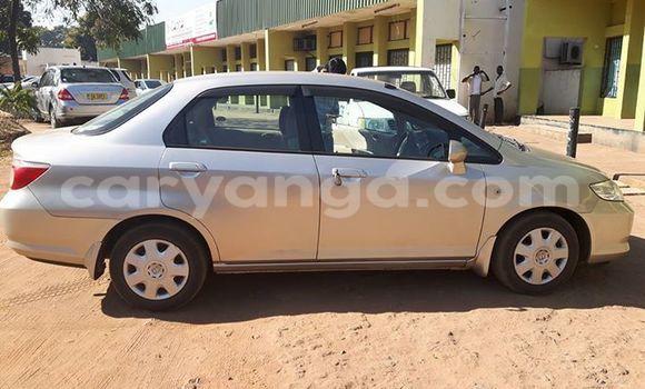 Buy Honda Accord Silver Car in Lilongwe in Malawi