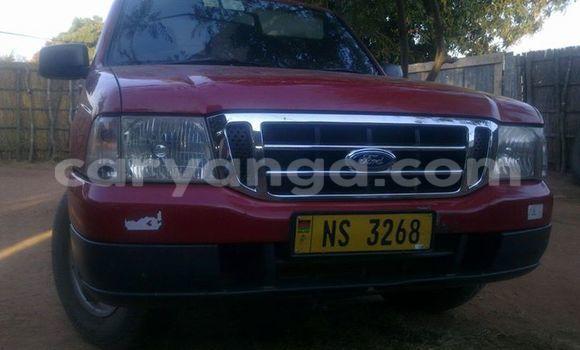 Buy Ford Club Wagon Red Car in Kasungu in Malawi