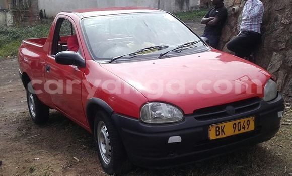 Buy Opel Corsa Red Car in Blantyre in Malawi