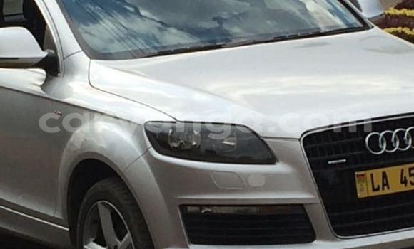 Buy Audi Q7 Silver Car in Blantyre in Malawi